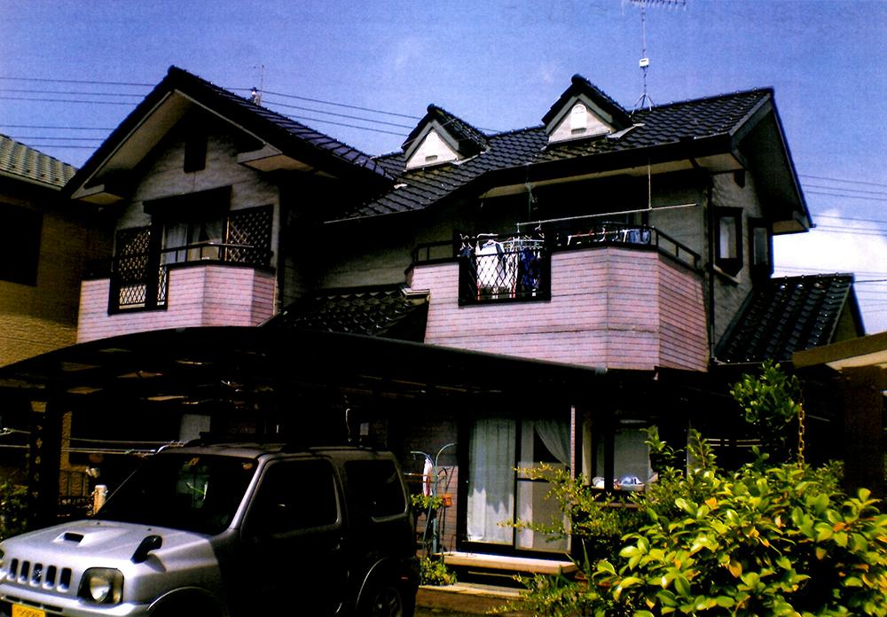 住宅塗装工事